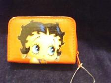 """Betty Boop"" Red Tri-fold Wallet"