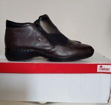 Rieker Slip On Ankle Boot (L3860-45), UK3½, Brown, BNIB
