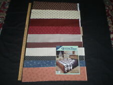 Great Lot - Fabric Bolt End Pieces - Quilt Magazine Patterns of Blocks & Tops 76