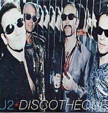 "U2 Discotheque  4 mixes  US 12"""