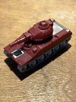 Vintage 1984 Takara Transformers G1 Warpath Mini Autobot Tank Action Figure