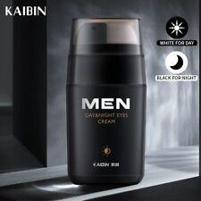Men Day and Night Anti-wrinkle Firming Eye Cream Skin Care Black Eye Puffiness