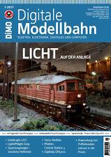 MIBA Eisenbahn Journal Digitale Modellbahn Licht auf der Anlage 1-2017