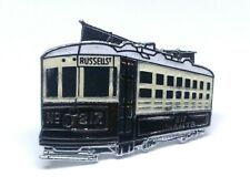 M&MTB 217 TRAMWAYS TRAM BADGE / PIN