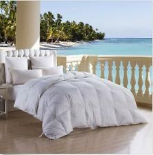 Words Printing 100% Cotton Goose Down Comforter  800 FP Weight,Soft in King Size
