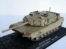 M1A1HA ABRAMS TANK BATTALION IRAQ 2003 1/72 SCALE MODEL PACKAGED ISSUE K8967Q~#~
