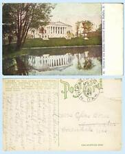 Historical Society Building Buffalo New York c1910  Postcard - Architecture