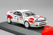 Toyota Celica Turbo #4 Sáinz/Moya Winner Rally Catalunya 1992 ALTAYA-IXO 1:43