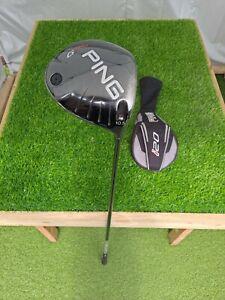Ping G25 10.5* Driver - TFC 189 Regular Flex Graphite Shaft - Right Handed