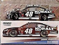 JIMMIE JOHNSON 2014 RACE WINNERS #48 1/64 NASCAR AUTHENTICS KOBALT CHEVROLET SS