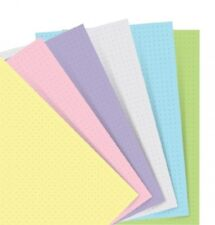 Filofax 152019 Notebook A5 Pastel Dotted Journal Refill