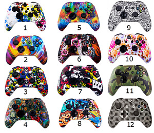 Silicone Cover Protective Case for XBOX ONE X/S Controller Anti-Slip