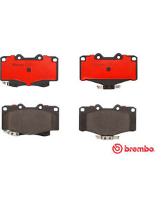 Brembo Brake Pads FOR TOYOTA HILUX LN5_ (P83009N)