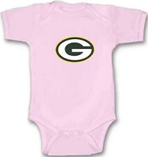 Green Bay Packers Football Baby Bodysuit Cute New Gift Choose Size & Color