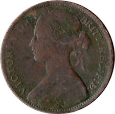 More details for 1861 one penny of queen victoria /very high grade       #jan78