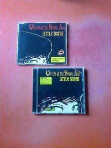 QUEENS OF THE STONE AGE Little Sister CD + DVD Single Set!