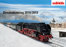 Märklin 15761 catalogue Total 218/2019 allemand ( H0/z / 1)