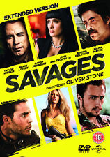 Savages (DVD, 2013) New