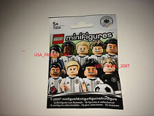 LEGO 71014 MINIFIG LIMITED EDITION GERMAN SOCCER TEAM - POLYBAG - BLIND BAG DFB