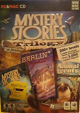 Mystery Stories Trilogy (PC Games, 2009)