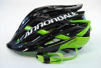 Cannondale Cypher Bicycle Helmet Black/Green 52-58cm Small/Medium