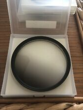 B+W F-Pro 77mm Graduated Gray 25% Neutral Density Filter. Barely Used, Perfect