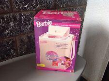 2319 # Mattel Dream House Lavabiancheria Washing Machine Barbie NIB