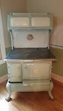 Antique coal cook stove