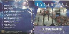ESSENTIAL ROCK 16 Track EMI GOLD Sampler 1996
