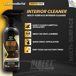 DiamondBrite Car Interior Cleaner Trigger Car Detergent, Rubber Spray Cleaner