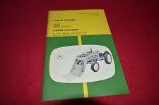 John Deere No. 35 Series 1 Loader 435 430 40 330 Tractor Operators Manual DCPA3