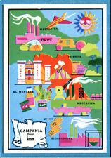 ITALIA PATRIA NOSTRA Panini 1969 Figurina/Sticker n. 233 - CAMPANIA -New
