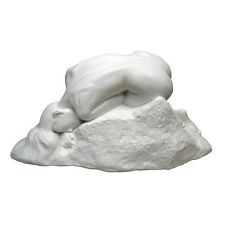 Danaid Nude Female Statue Rodin Bonded Marble Sculpture