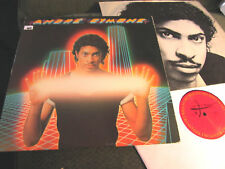 Andre Cymone Livin' In The New Wave vinyl LP '82 Prince