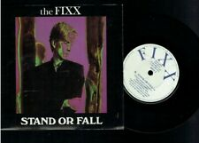 THE FIXX STAND OR FALL PS 45 1982