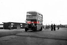 PHOTO  1961 AEC REGENT IN DOUGLAS IN EARLIER YEARS DOUGLAS IN THE ISLE OF MAN RA