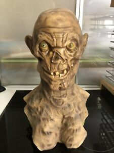 Professionally Made Tales Of The Crypt Latex Silicon Bust. By wfxmask.com