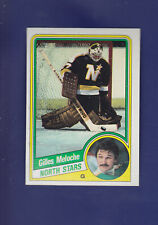 Gilles Meloche 1984-85 TOPPS Hockey #79 (NM+)