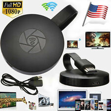 For Miracast Chromecast 2 1080p Digital HDMI Media Video Streamer 2nd Generation