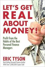 Let's Get Real About Money!: Profit from the Habits of the Best Person-ExLibrary