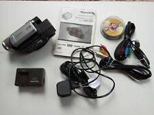 Panasonic HDC-SX5 HD Camcorder -Mini DVD + SD Card- *Near Mint*