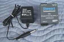 Stewart Electronics Model PM-1 48V Phantom Supply Module