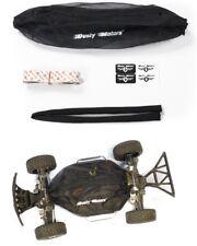 Dusty Motors Traxxas Slash 4x4 (Not LCG) Black Protection Cover Shroud