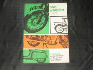 Castrol Book of Two-Wheeler Care
