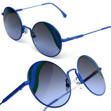 9fccad30454a9 Fendi Blue Round Sunglasses for Women for sale