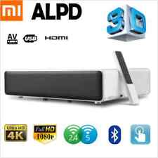 Xiaomi Mi Proyector Láser Projector 1080P 4K ALPD 3D WIFI Android Bluetooth HDMI
