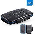 JJC Water-resistant Memory Card Case for 6SD 6MSD 2SIM 2Micro SIM 2Nano SIM card