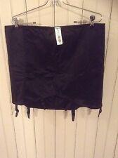 Nwt Vintage Venus open bottom girdle 6003 size 7X w/ garters