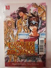 I CAVALIERI DELLO ZODIACO -THE LOST CANVAS -IL MITO DI ADE n 3 -ED.PANINI COMICS