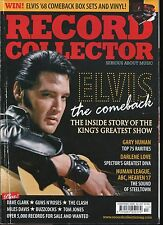 RECORD COLLECTOR No. 357     Elvis Presley     Gary Numan   Darlene Love